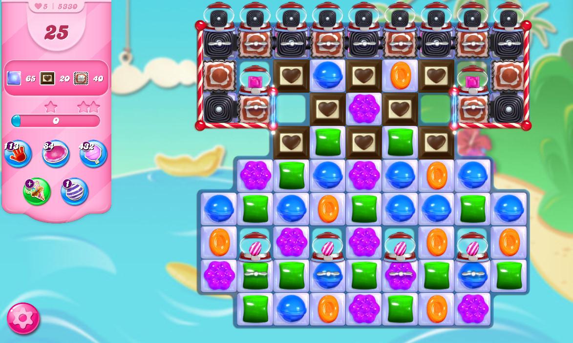 Candy Crush Saga level 5330