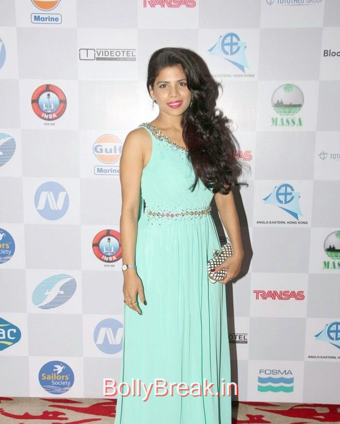 Jugnu Ishiqui, Celebs At 14th Sailor Today Seashore Awards 2015
