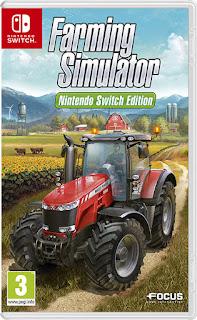 Farming Simulator: Switch Edition XCI NSP