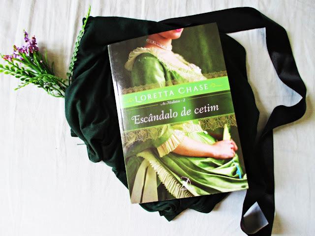 Escândalo de Cetim - Loretta Chase