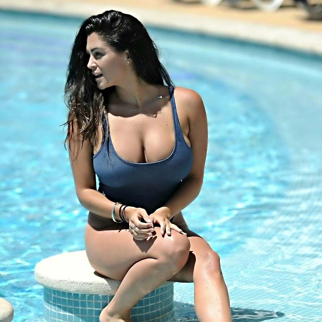 Casey Batchelor hot photos in swimsuit