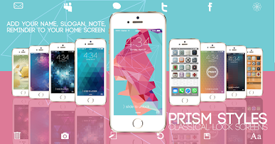 App prism your screen
