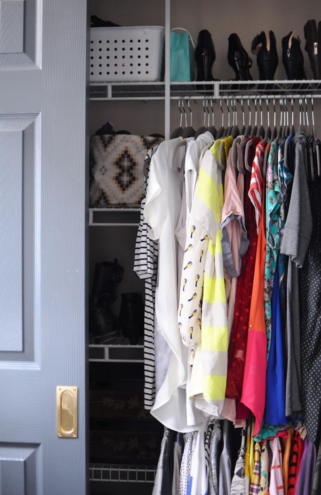 10 Wardrobe Arrangement Ideas For Working Women