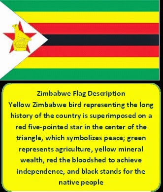 Zimbabwe is a landlocked African country located in Southern Africa, between South Africa and Zambia