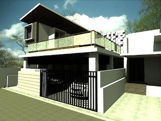 desain rumah minimalis purwokerto