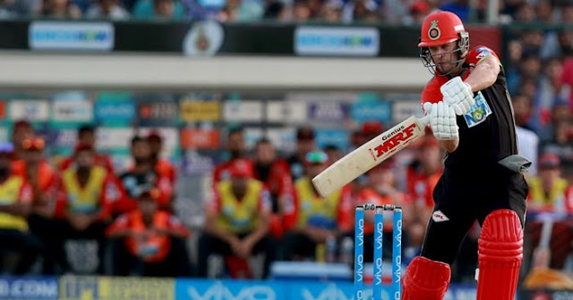 AB de Villiers Top 5 batting performances of the IPL 2018