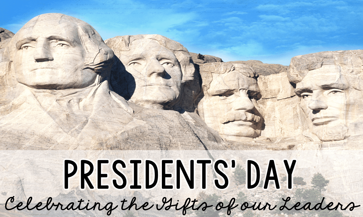 Presidents' Day is just around the corner and this great collection of ideas will help you celebrate and educate! Check out the book collections and teaching ideas.