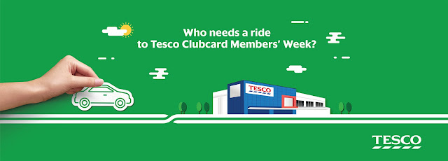 Grab Promo Code Malaysia Tesco Clubcard Members' Week