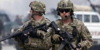 Pasukan AS di wilayah konflik di Timur Tengah - Fotom/Reuters