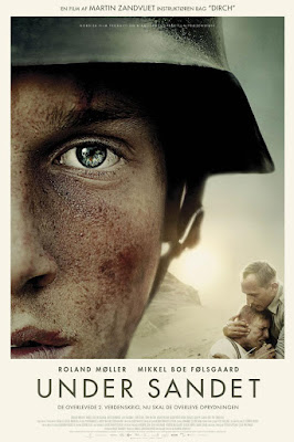 Under Sandet (Land Of Mine) 2015 DVD R1 NTSC Latino