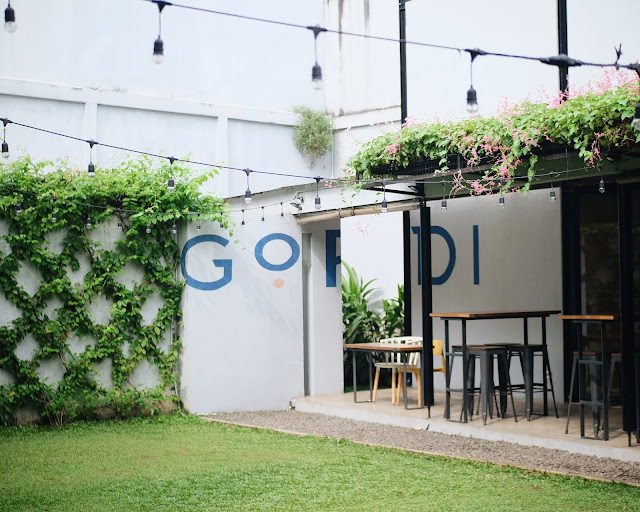 Gordi HQ Coffee Shop - Jeruk Purut, Cilandak, Jakarta