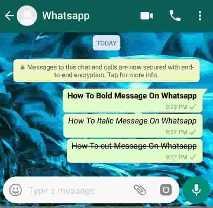 Whatsapp-text-formating-tricks