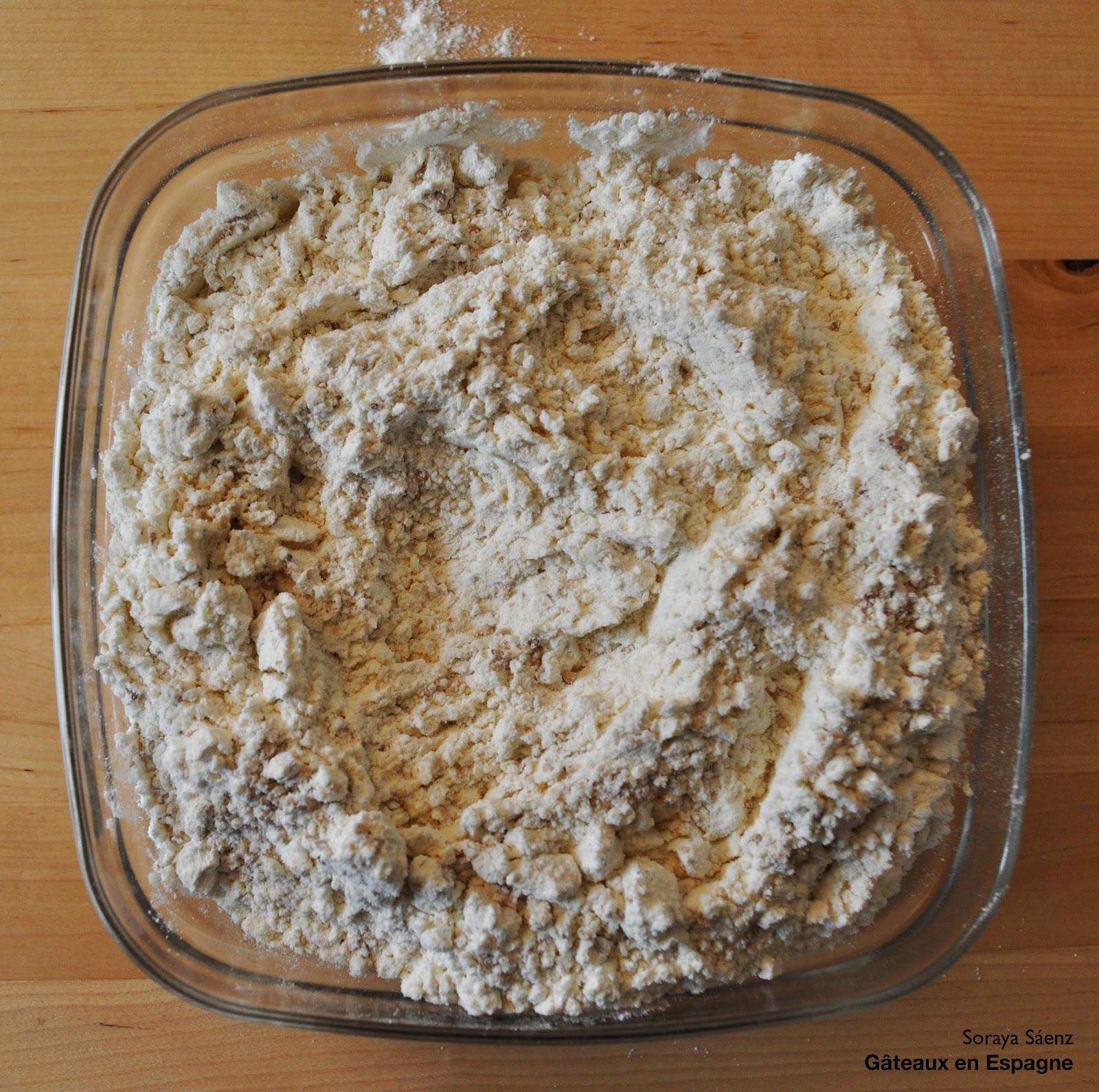 recette biscuits espagnols