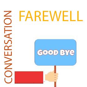 Percakapan Bahasa Inggris Berpamitan - Farewell Parting