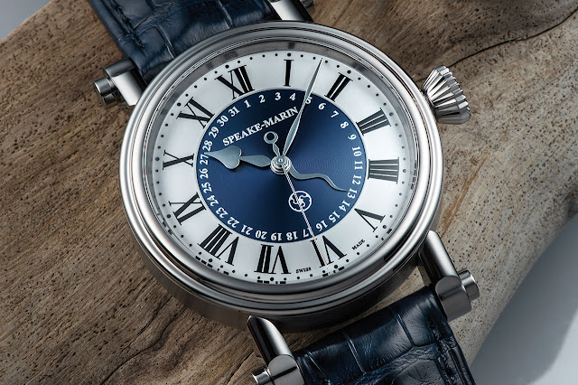 Speake-Marin Serpent Calendar Mechanical Automatic Watch