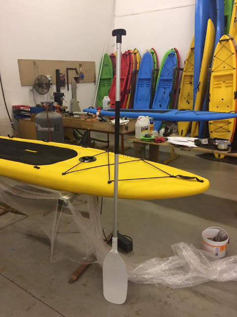Stand Up Paddle Kayak (SUP)
