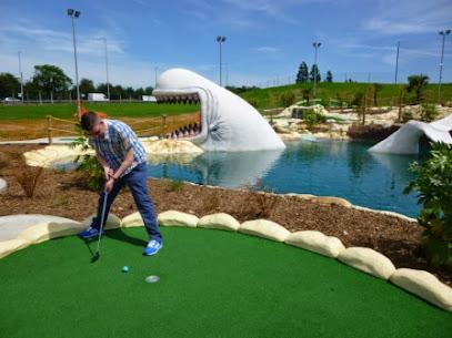 Moby Adventure Golf in Chadwell Heath, Romford, London