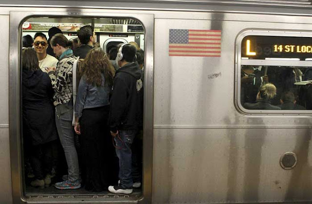 NYPD report reveals horrifying spike in subway sex crimes over last three years
