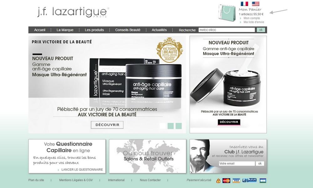 Interdiction de la marque J.F. Lazartigue par l'ANSM - Blog beauté Les Mousquetettes