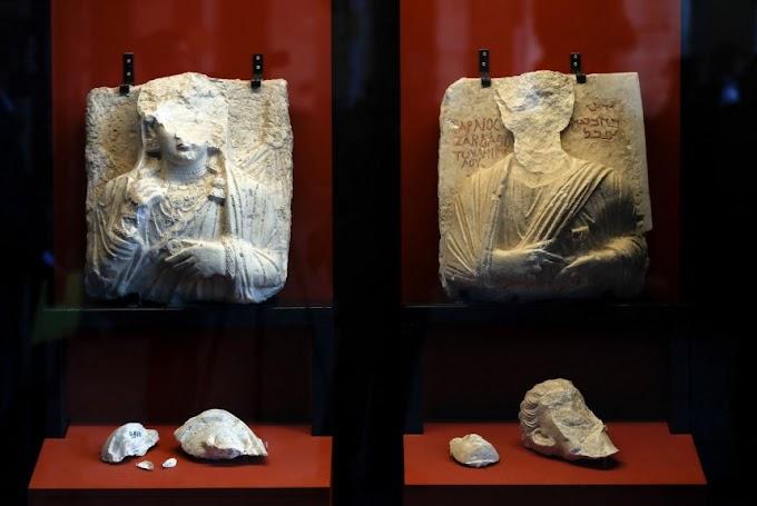 Αριστουργήματα της αρχαιότητας που καταστράφηκαν  «ζωντανεύουν» ξανά χάρη στο 3D printing