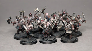 Age of sigmar blood reavers