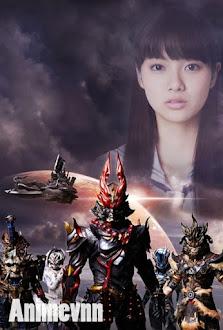 Shougeki Gouraigan - Siêu Nhân Shougeki Gouraigan 2013 Poster