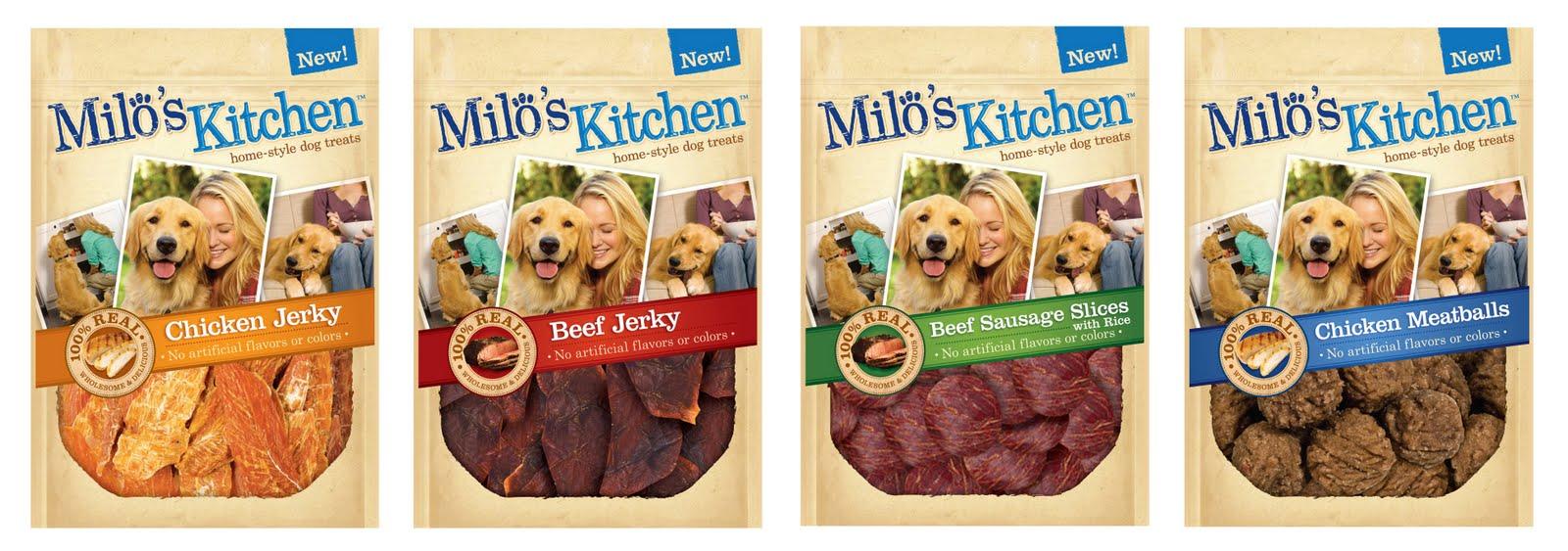 Milo Kitchen Home Style Treats Well New Milk Bone Snacks