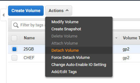 How to Reduce EBS volume size of AWS EC2 Linux Instance