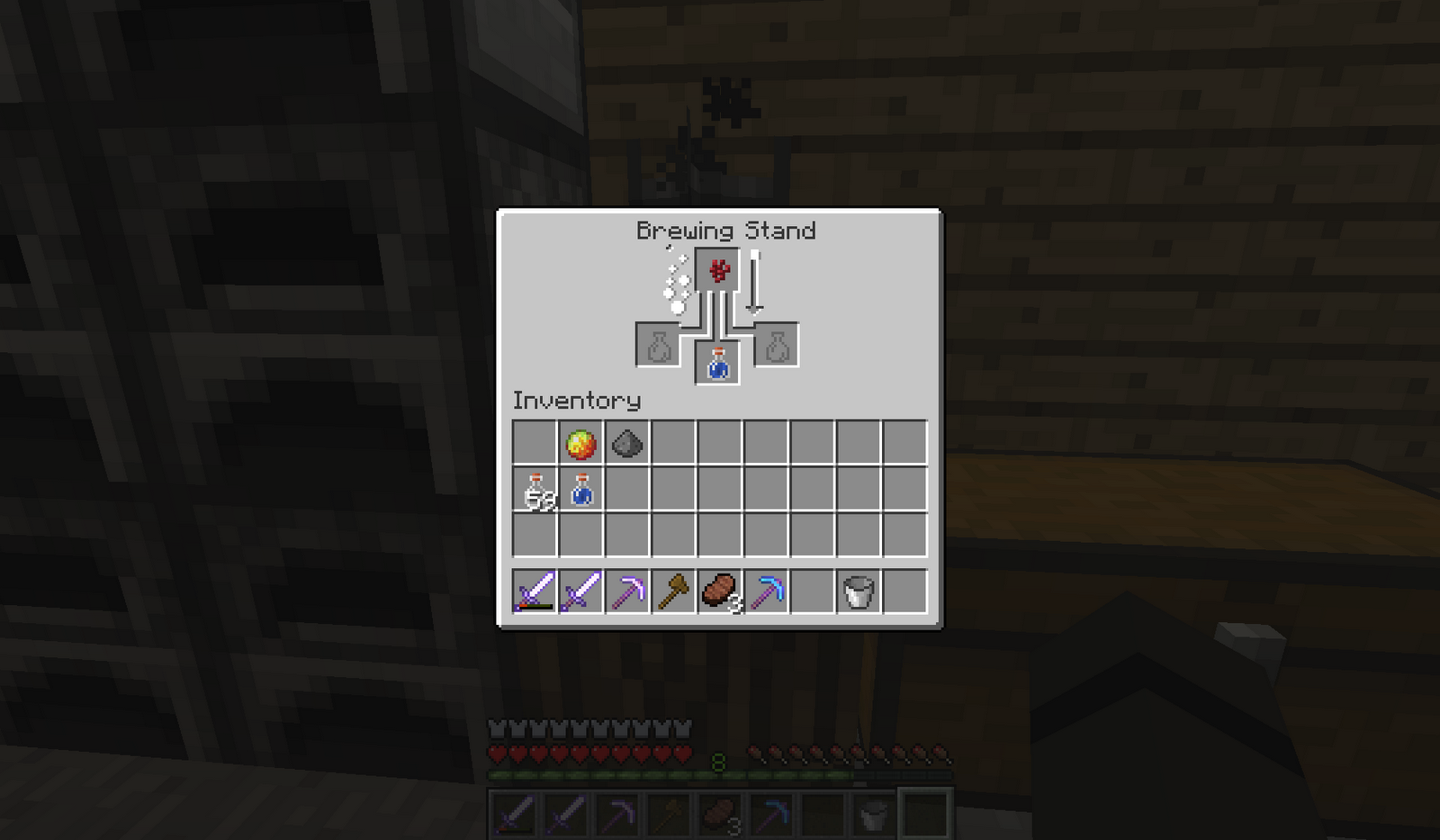 Minecraft How To: How to make a Fire Resistance Potion