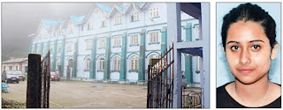 Darjeeling Government College and Mridushparna Baruah