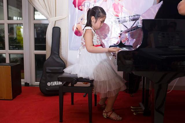 Học Piano ở quận 2