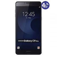 Samsung Galaxy C9 Pro - 64 GB - Hitam