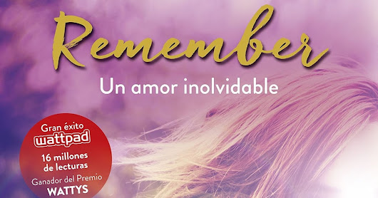 REMEMBER. UN AMOR INOLVIDABLE, DE ASHLEY ROYER
