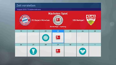PES 2019 ML Graphics Bundesliga by 1002MB