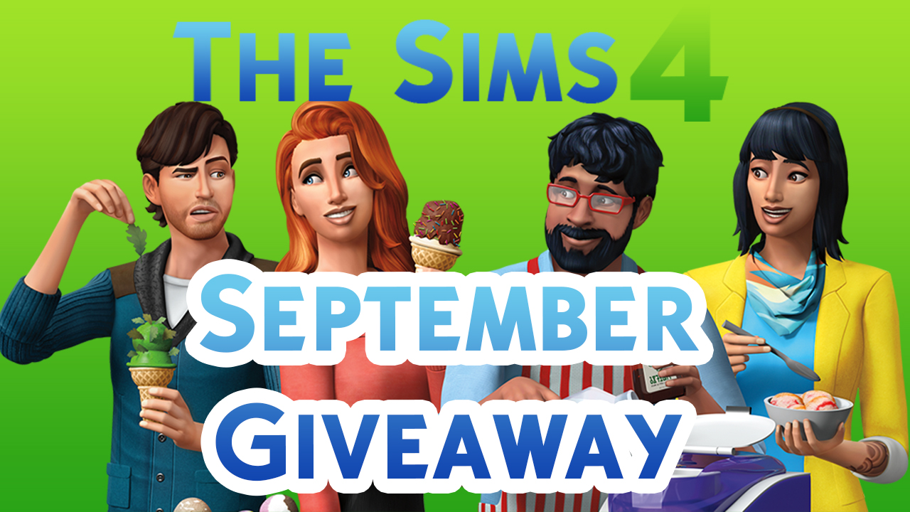 Sims 4 giveaway