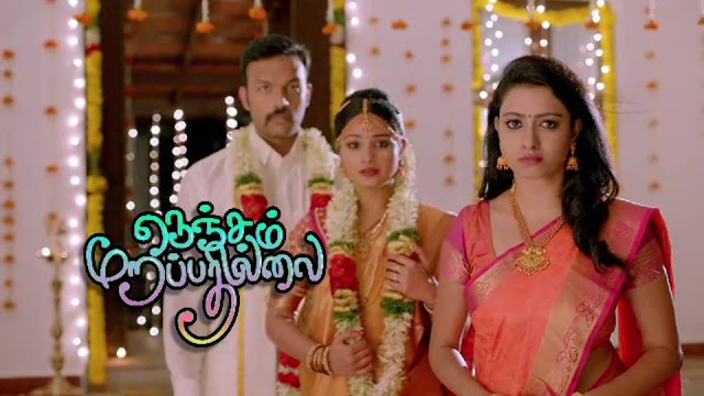 Nenjam Marappathillai Serial actress names