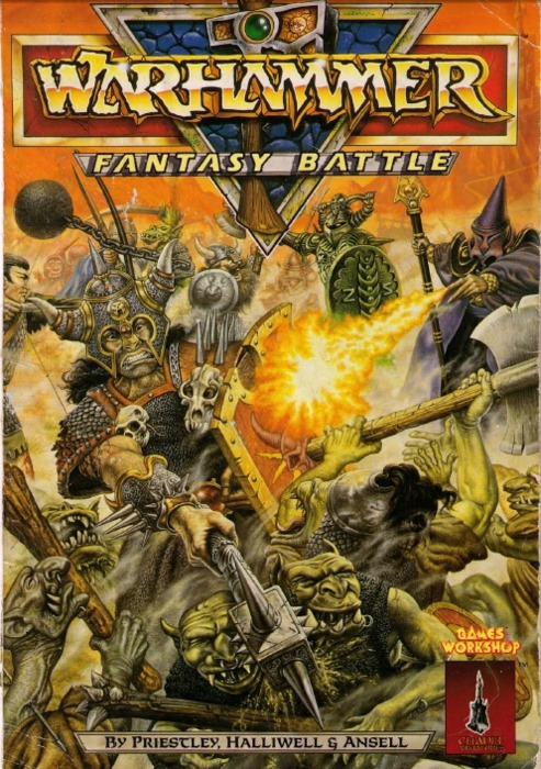Stuff We Like Here:  Oldhammer