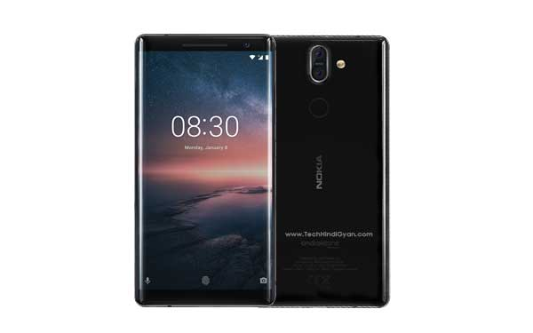 Nokia 8 Sirocco - Full Specificatios And Price