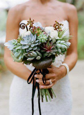 ramo de novia invernal