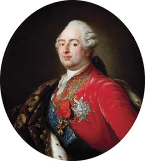 Portrait of Louis XVI by Antoine-François Callet, 1786