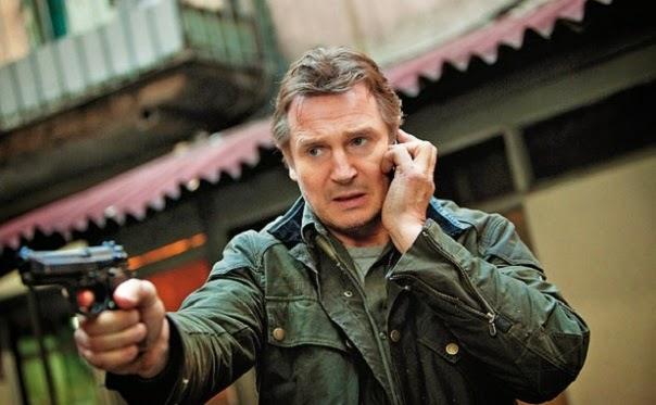 Liam John Neeson in 'Taken