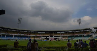 Kyant Cyclone threat to Ind-NZ 5th ODI