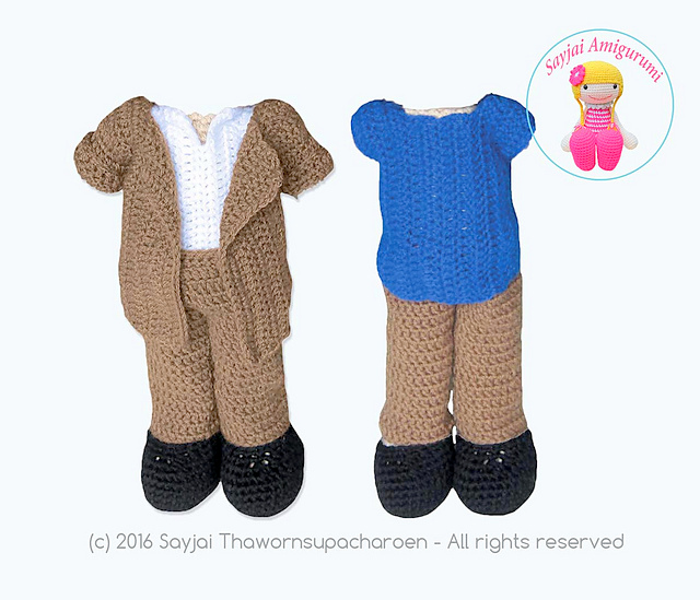 28 Best Amigurumi Doll Designs of March. Different Crochet Doll Dress ideas  - Page 28 of 28 - Best Amigurumi | 549x640