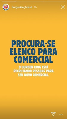 Burger King manda indireta a Bolsonaro e prega respeito à diversidade