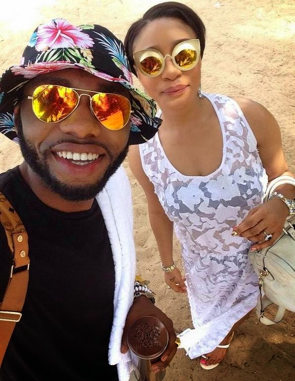 tonto dikeh gives stylist money
