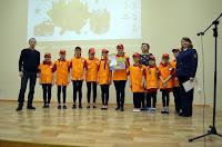 (ФОТО)Муниципальный слёт ДЮП г. Сухой Лог