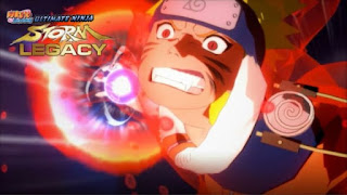 Naruto Storm Legacy ISO PPSSPP