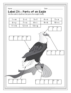 Eagle Label It! Puzzle - free download