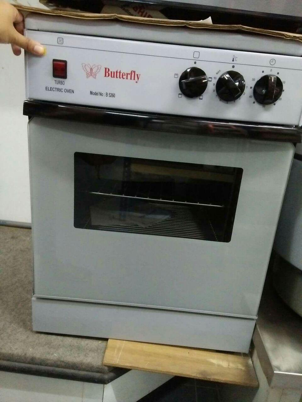 Oven Erfly