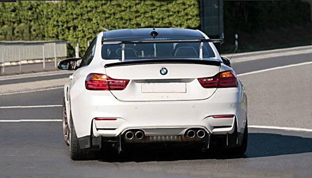 2017 BMW M4 GT4 Sports Car